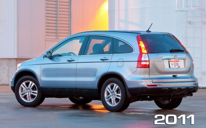 Хонда срв 2005 года видео - 1412