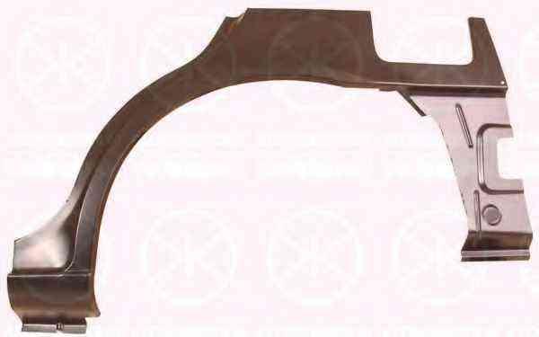 mazda 626 задняя арка