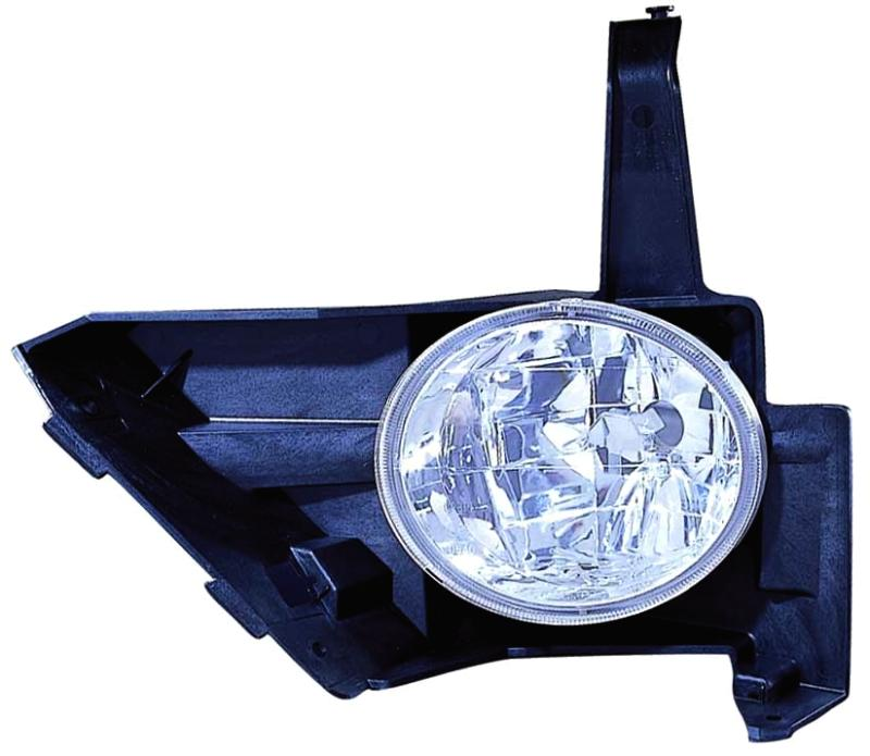 Подробное описание Комплект противотуманных фар Honda CR-V (Хонда СР-В