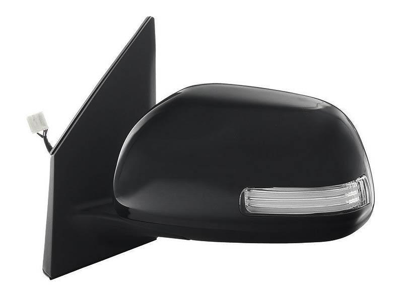 левое зеркало на toyota rav4 4 поколения