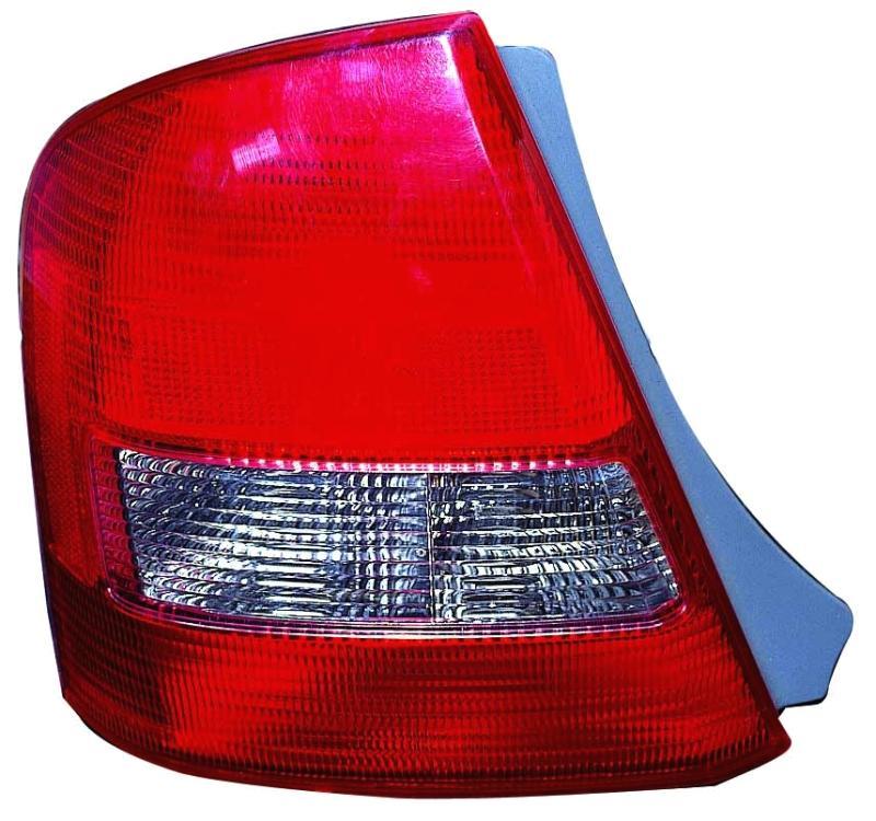 Online Shopping Mazda 323 Light: Фонарь задний внешний левый (4 дв) для Мазда 323