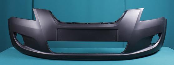 Kia ceed new hatchback - бампер задний - 86610-1h500