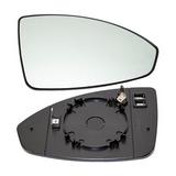Стекло правого зеркала с подогревом  для Шевроле Круз / Chevrolet Cruze