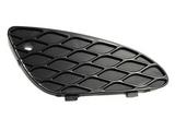 Решётка в передний бампер правая чёрная для Мерседес W211 / Mercedes W211