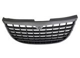 Решётка радиатора тёмно-серая для Плимут Вояж / Додж Караван - Гранд Караван / Plymouth Voyager / Dodge Caravan