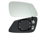 Стекло правого зеркала с подогревом  для Бмв Е84 X1 / Bmw E84 X1