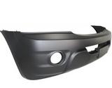 Бампер передний с отверстиями под птф грунт для Киа Соренто / Kia Sorento - 1 Поколение