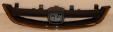 Решётка радиатора хром / черная с молдингом 1,6  для Хонда Цивик Седан / Купе Хэтчбэк / Honda Civic - 7 Поколение Седан / Купехетчбек