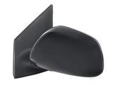 Зеркало левое электрическое с подогревом чёрная крышка  для Тойота Королла Е150 Седан / Toyota Corolla E150седан