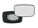 Стекло правого зеркала хром для Мазда 323 Седан / Mazda 323 Седан