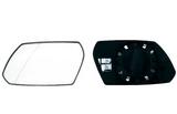 Ford Mondeo - 3 поколение : СТЕКЛО ЛЕВОГО ЗЕРКАЛА ЭЛЕКТРИЧЕСКОЕ С ПОДОГРЕВОМ (асферическое)