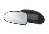 Стекло левого зеркала хром для Форд Фокус / Ford Focus - 1 Поколение