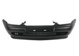 Бампер передний без решётки чёрный для Опель Корса / Opel Corsa B