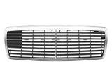 Решётка радиатора внутренняя часть  для Мерседес W202 / Mercedes W202