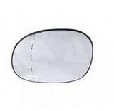 Стекло левого зеркала с подогревом  для Ситроен С3 / Citroen C3 - 1 Поколение
