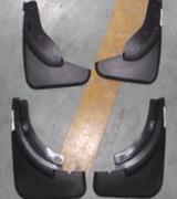 Комплект брызговиков на задние и передние крылья  для Фольксваген Пассат Б7 / Volkswagen Passat B7