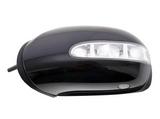 Зеркало левое электрическое с подогревом указателем поворота подсветкой автоскладывателем памятью  для Мерседес W164 / Mercedes W164