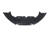 Защита переднего бампера нижняя для Форд Фокус / Ford Focus - 3 Поколение
