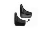 Комплект передних брызговиков полиуретан  для Опель Астра J / Opel Astra J