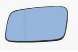 Стекло левого зеркала с подогревом  для Вольво С70 / В70 / Ц70 / Xц70 / Volvo S70 / V70 / C70 / Xc70
