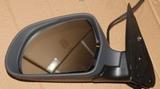 Зеркало левое электрическое с подогревом с указателем поворота для Шкода Октавия / Skoda Octavia - 2 Поколение