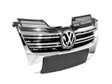 Решётка радиатора с хром молдингом для Фольксваген Джетта / Volkswagen Jetta