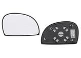 Стекло зеркала правое для Хендай Акцент + Тагаз / Hyundai Accent+ Тагаз