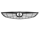 Решётка радиатора хром серая для Тойота Камри В30 / Toyota Camry V30