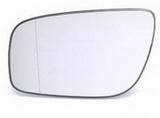 Стекло левого зеркала с подогревом  для Мерседес W211 / Mercedes W211