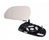 Стекло левого зеркала с подогревом для Шкода Октавия / Skoda Octavia - 2 Поколение