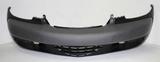 Бампер передний чёрный молдинг грунт для Крайслер Пт Круизер / Chrysler Pt Cruiser