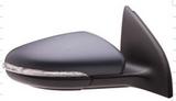 Зеркало правое электрическое с подогревом указателем поворота автоскладывателем подсветкой памятью  для Фольксваген Гольф 6 / Volkswagen Golf 6