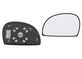 Стекло зеркала левое для Хендай Акцент + Тагаз / Hyundai Accent+ Тагаз