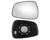Стекло левого зеркала для Хендай Аванте / Элантра / Hyundai Elantra / Avante - 5 Поколение