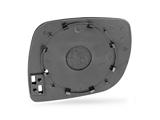 Стекло зеркала малое правое для Фольксваген Гольф 4 / Volkswagen Golf 4