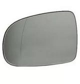 Стекло левого зеркала электрическое с подогревом  для Опель Корса / Opel Corsa C