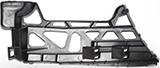 Крепление переднего бампера левое для Фольксваген Джетта / Volkswagen Jetta