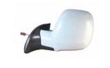 Зеркало левое электрическое с подогревом грунт  для Пежо Партнер / Peugeot Partner