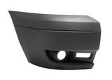 Угол переднего бампера правый с отверстием под птф для Форд Транзит / Ford Transit Mark 6
