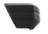 Боковина заднего бампера правая черная для Джип Чероки / Jeep Cherokee - 1 Поколение Xj