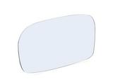 Стекло левого зеркало хром  для Хонда Цивик Седан / Купе Хэтчбэк / Honda Civic - 7 Поколение Седан / Купехетчбек
