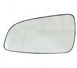 Стекло левого зеркала  для Опель Астра Х / Opel Astra H