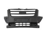 Бампер передний центральный чёрный для Форд Транзит / Ford Transit Mark 6