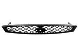 Решетка черная для Форд Фокус / Ford Focus - 1 Поколение