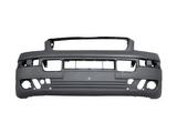 Бампер передний тёмно-серый  для Фольксваген Транспортер Т5 / Volkswagen Transporter T5