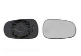 Стекло правого зеркала с подогревом  для Ниссан Микра / Nissan Micra