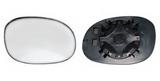 Стекло правого зеркала для Ситроен С3 / Citroen C3 - 1 Поколение