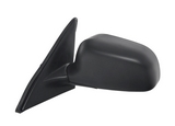 Зеркало левое механическое с тросиком черное  для Митсубиси Лансер Седан / Mitsubishi Lancer Седан