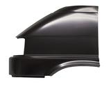 Крыло переднее левое под прямоугольную решетку для Фольксваген Транспортер Т4 / Volkswagen Transporter T4
