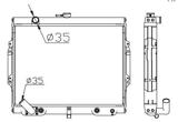 РАДИАТОР ОХЛАЖДЕНИЯ 3 (Автомат) (425x598 mm)